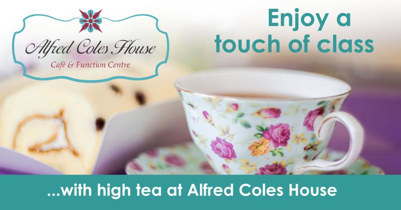 Treat someone to a High Tea Weekend
